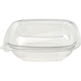 Salatschale aus Plastik Flach PET 2000ml (50 Stück)