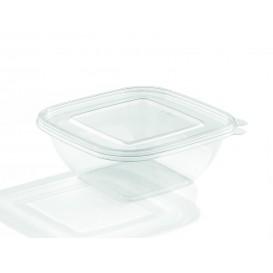 Salatschale aus Plastik 190x50mm PET 1000ml (300 Stück)