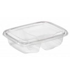Salatschale aus Plastik 180x140x40mm PET 600ml (390 Stück)