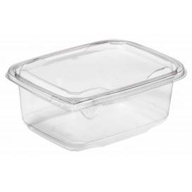 Salatschale aus Plastik 180x140x70mm PET 1000ml (65 Stück)
