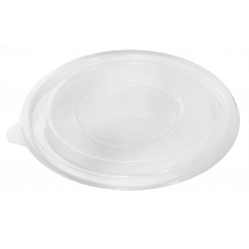 Deckel Flach für Plastiksalatschale PET Ø180mm (60 Stück)