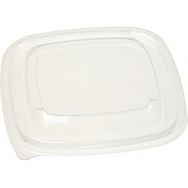 Deckel für Salatschale aus Plastik PET Ø310mm (50 Stück)
