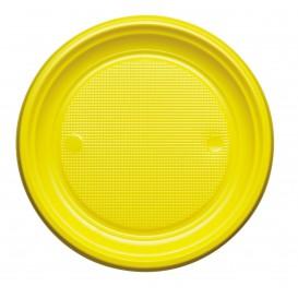 Plastikteller Flach Dunkelblau PS 170mm (1100 Stück)
