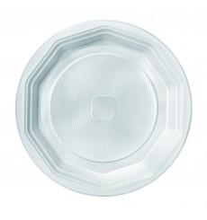 Plastikteller Tief weiß PS 220 mm (100 Einh.)