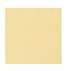 Papierservietten 2-lagig Vanille 33x33cm (1200 Stück)