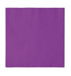 Papierservietten 2-lagig Blau 33x33cm (50 Stück)