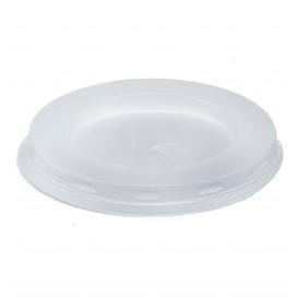 Deckel für plastikbecher PS Weiß 200/250ml (100 Stück)