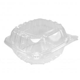 """Plastikschale Klappdeckel OPS """"Clear Seal"""" 167ml (500 Stück)"""