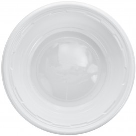 """Plastikschale PS """"Famous Impact"""" Weiße 180ml (125 Stück)"""