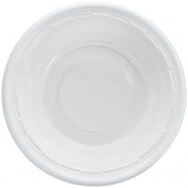 """Plastikschale PS """"Famous Impact"""" Weiße 360ml (125 Stück)"""