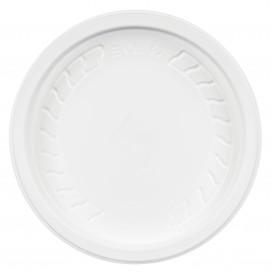 "Plastikdeckel PP ""Deli"" Weiß Ø120mm (500 Stück)"