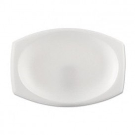 Styroportablett weiß 245x168mm (500 Stück)