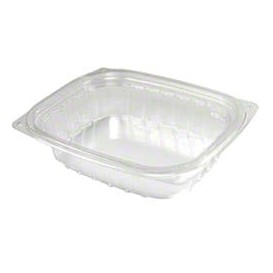"Behälter aus Plastik PS ""Clear Pac"" Transparent 237ml (63 Stück)"