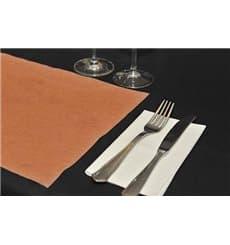 """Tischsets """"Novotex"""" Polyester-Vliesstoff Orange 30x40cm 50g (500 Stück)"""