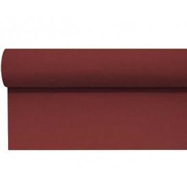 Tischläufer Airlaid Bordeaux 0,4x48m Vorgeschnitten 1,2m(6 Stück)
