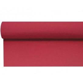 Tischläufer Airlaid Rot 0,4x48m Vorgeschnitten (1 Stück)