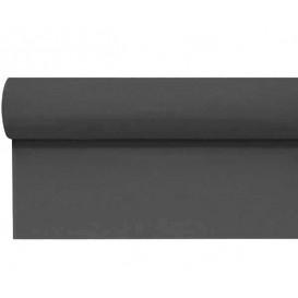 Tischläufer Airlaid Grau 0,4x48m Vorgeschnitten (6 Stück)