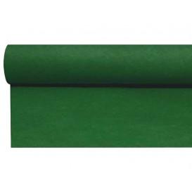 Tischläufer Airlaid grün 0,4x48m Vorgeschnitten (1 Stück)