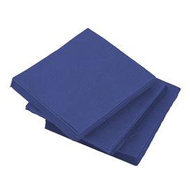 """Papierservietten """"Cocktail"""" blau 20x20cm (2400 Stück)"""
