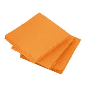 """Papierservietten """"Cocktail"""" Orange 20x20cm (2400 Stück)"""