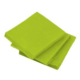 """Papierservietten """"Cocktail"""" Pistazie 20x20cm (100 Stück)"""