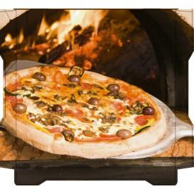 Pizzakartons Al Bassanello Pala 40x40x4,2cm (100 Stück)