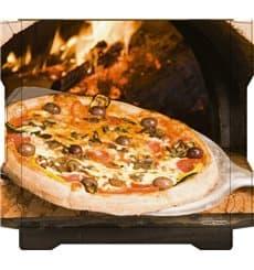 Pizzakartons Al Bassanello Pala 33x33x4,2cm (100 Stück)