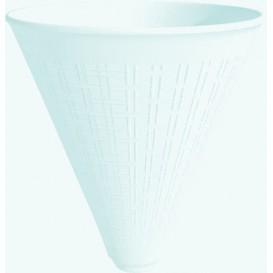 Kegel Styropor für Pommes-frites weiß 355ml (500 Stück)