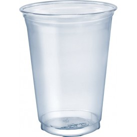 Plastikbecher PET Solo Ultra Clear 16Oz/473 ml Ø9,2cm (50 Stück)