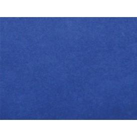 Tischsets Polyester-Vliesstoff Airlaid Blau 30x40cm (400 Stück)