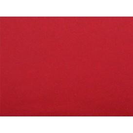 Tischsets Polyester-Vliesstoff Airlaid Rot 30x40cm (400 Stück)