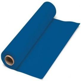 Papiertischdecke Rolle blau 1x100m 40g (6 Stück)