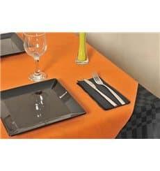 """Tischläufer """"Novotex"""" Orange 1,2x48m 50g (6 Stück)"""