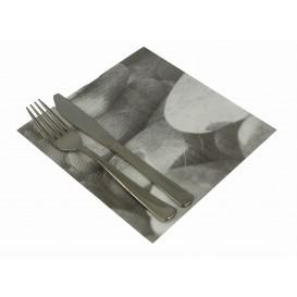 """Papierservietten """"Zen"""" 2-lagig 40x40cm (50 Stück)"""