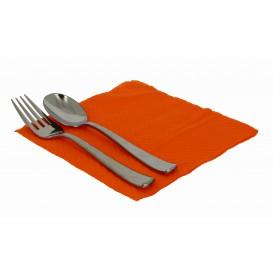 Papierservietten Orange 33x33cm 1-lagig (3360 Stück)