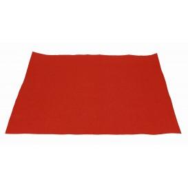 Tischsets  Papier Rot 30x40cm 40g (1.000 Stück)