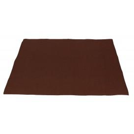 Tischsets Papier Braun 30x40cm 40g (1.000 Stück)