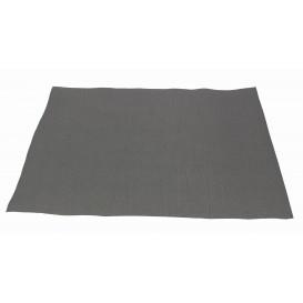 Tischsets Papier 30x40cm Grau 40g (1.000 Stück)