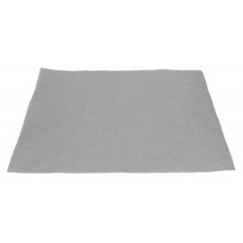 Tischsets Papier 30x40cm Silber 50g (500 Stück)