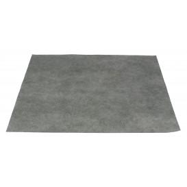 """Tischsets """"Novotex"""" Polyester-Vliesstoff Grau 30x40cm 50g (500 Stück)"""