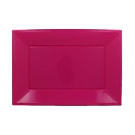 Plastiktablett Pink 330x225mm (180 Stück)