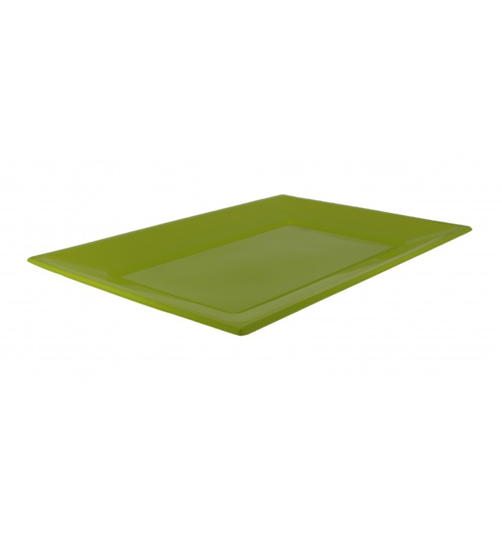 Plastiktablett Pistazie 330x225mm (3 Stück)