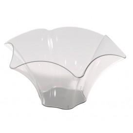 """Plastikschüssel """"Petunie"""" Transparent 70 ml (25 Stück)"""