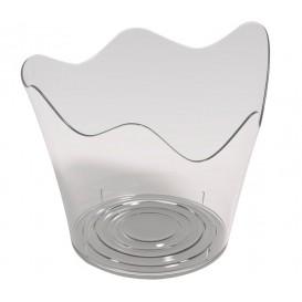 Plastikschüssel Rain Transparent 90 ml (500 Stück)