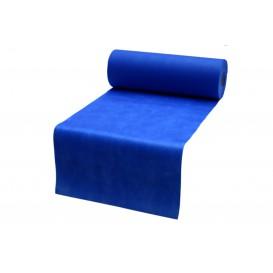 """Tischläufer """"Novotex""""Vorgeschnitten Blau Royal 0,4x48m 50g (1 Stück)"""
