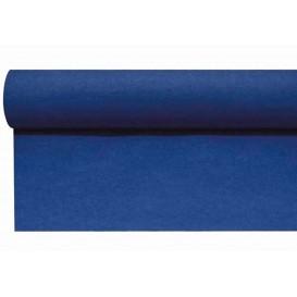 Tischläufer Airlaid blau 0,4x48m Vorgeschnitten 1,2m (6 Stück)