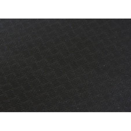 Papiertischdecke geschnitten schwarz 1x1m 40g (400 Stück)