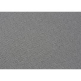 Papiertischdecke Grau 1x1 Meter 40g (400 Stück)