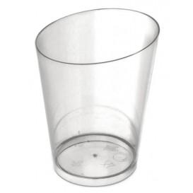 """Plastikbecher """"Maxi Conical"""" Transparent 120 ml (10 Stück)"""