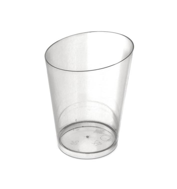 """Plastikbecher """"Maxi Conical"""" Transparent 120 ml (500 Stück)"""
